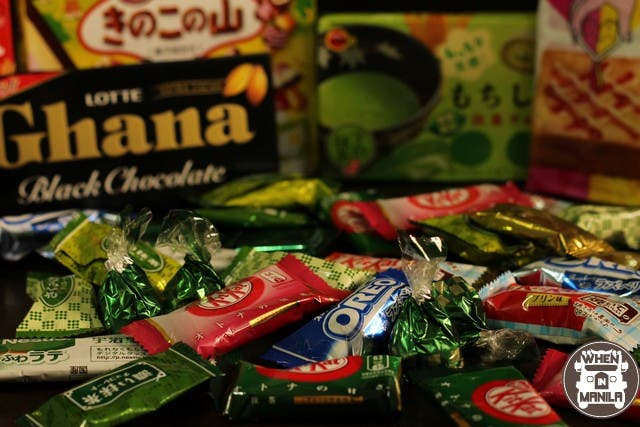 Japanese Chocolates Assorted Tastes PH