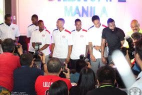 PLDT's Last Home Stand Team Fibr All-Stars NBA Manila