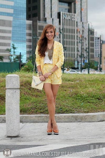 10 Female Fashion Bloggers In The Philippines Filipina Style Ambassadors When In Manila