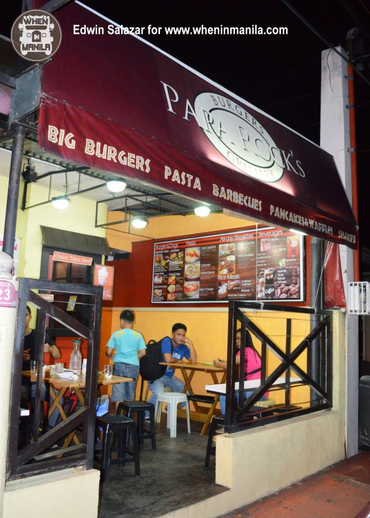 Papa Rock's Big Burgers and Grillery