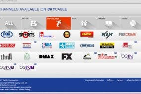 SkyCable Sports