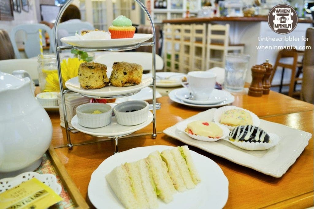 Would you like some affordable afternoon tea at The Royal Piccadilly  (1)