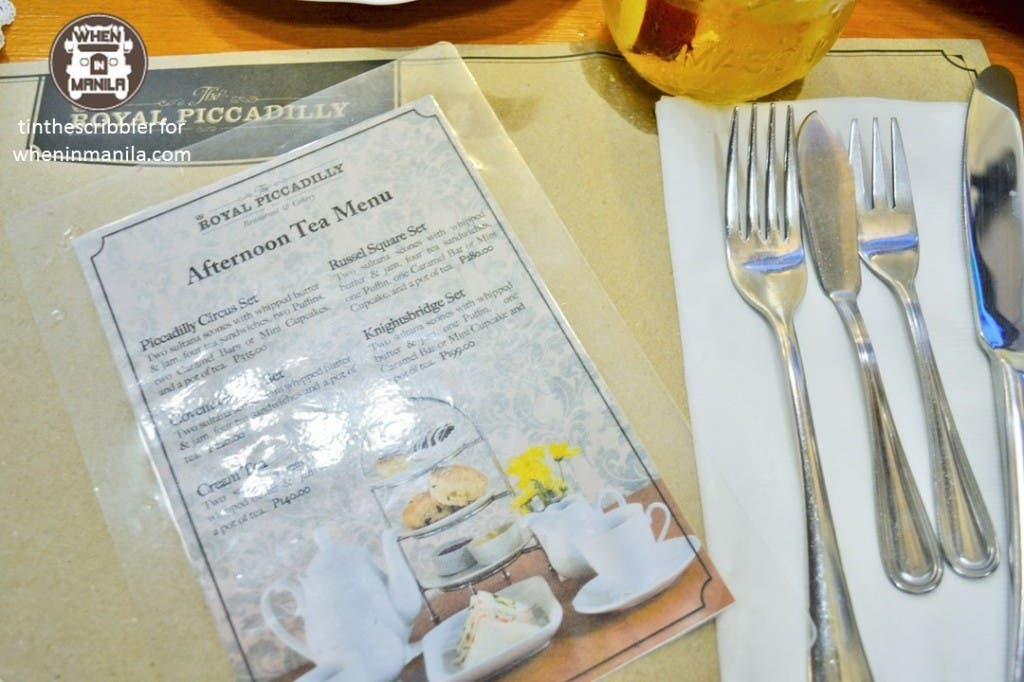 Would you like some affordable afternoon tea at The Royal Piccadilly  (12)