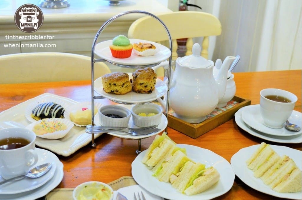 Would you like some affordable afternoon tea at The Royal Piccadilly  (14)