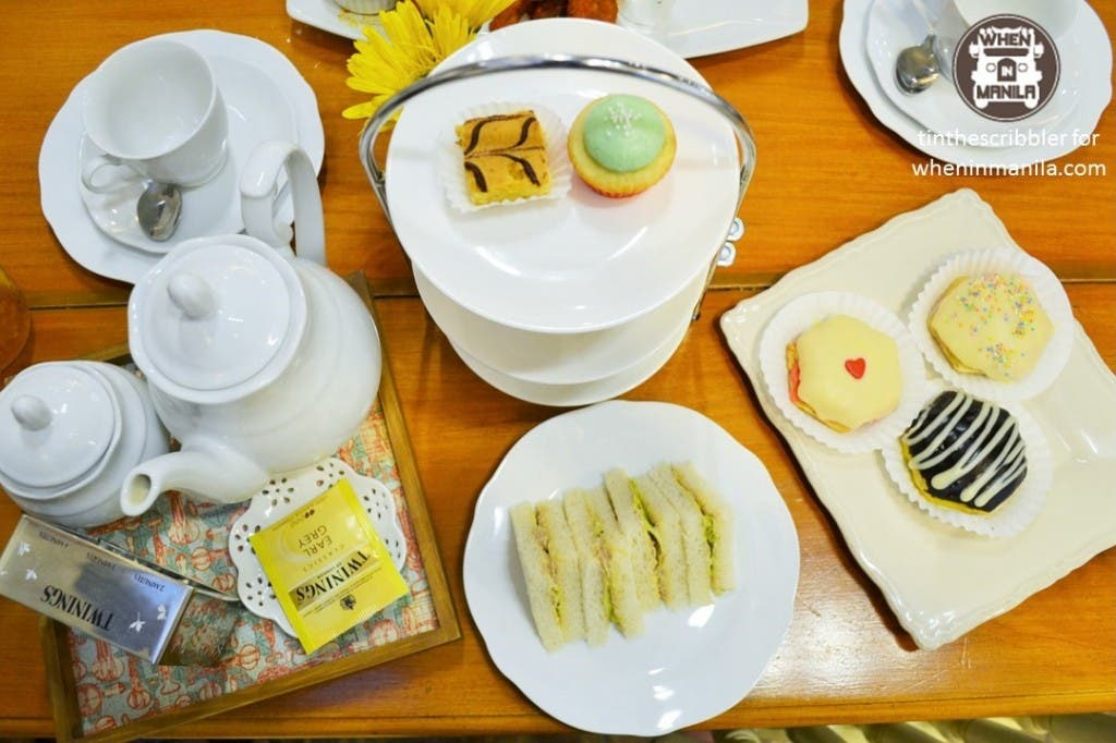 Would you like some affordable afternoon tea at The Royal Piccadilly  (15)