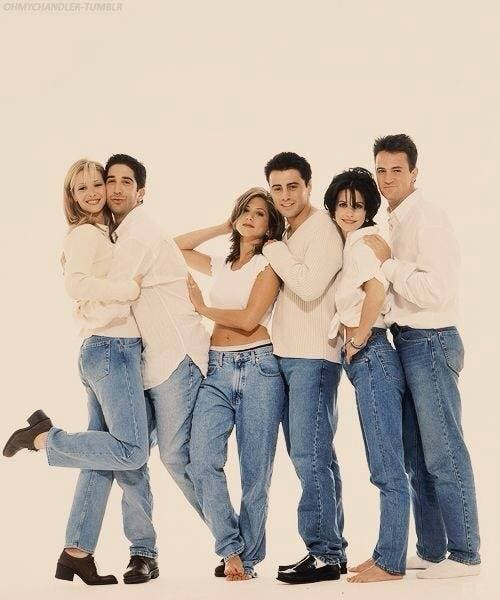 """10 Reasons Why You Should Watch """"Friends"""""""