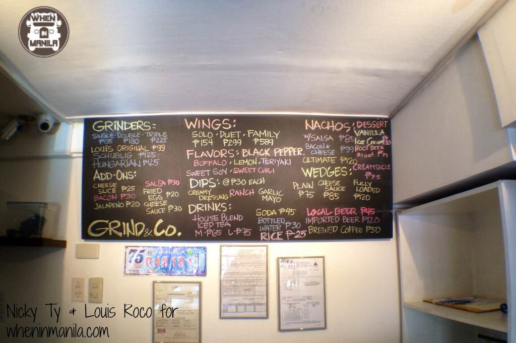 Grind and Co Restaurant in Quezon City