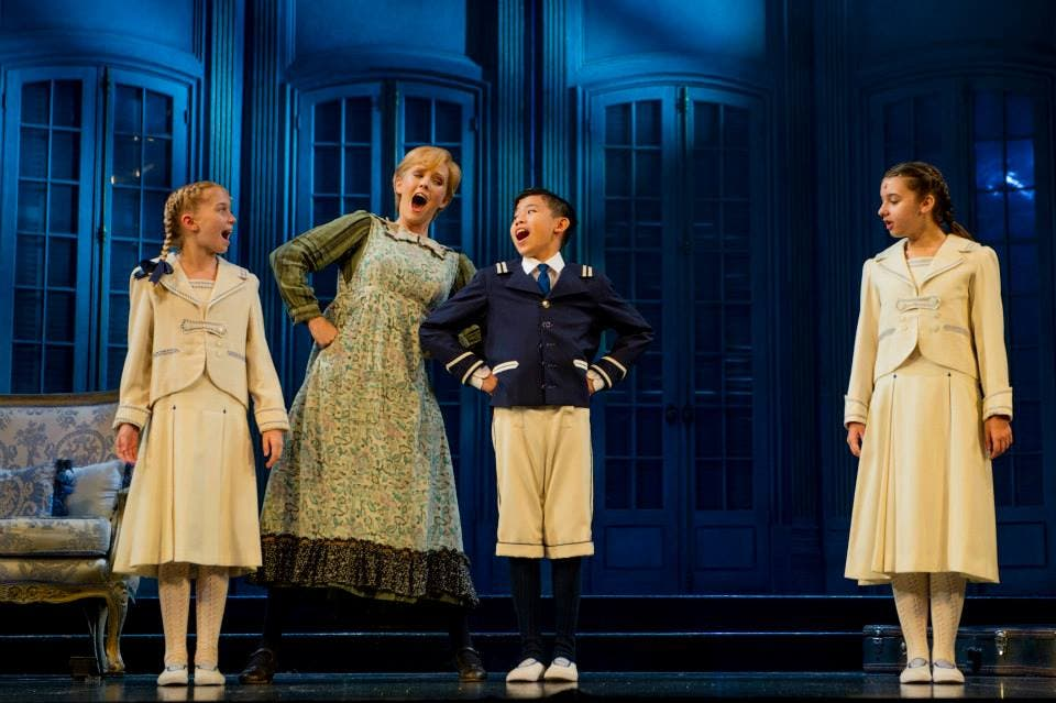 Are the Hills Still Alive with the Sound of Music (Review of The Sound of Music at The Marina Bay Sands Theater Singapore) (2)