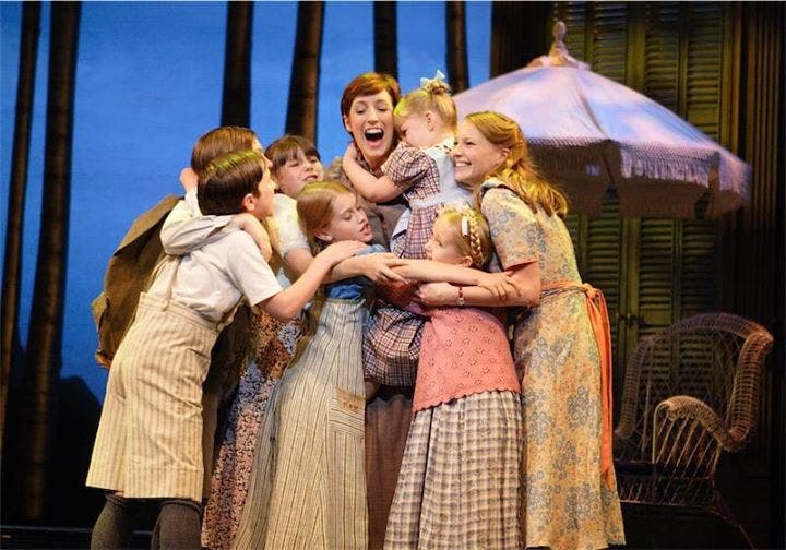 Are the Hills Still Alive with the Sound of Music (Review of The Sound of Music at The Marina Bay Sands Theater Singapore) (5)