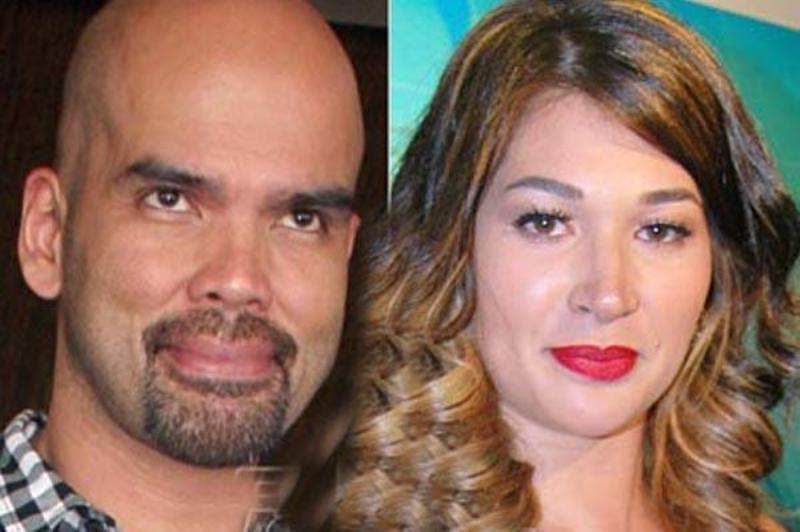 Benjie Paras and Jackie Forster