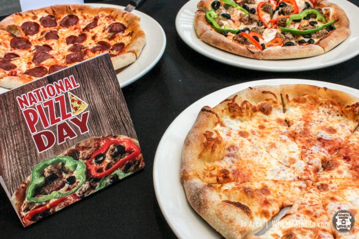 California Pizza Kitchen National Pizza Day