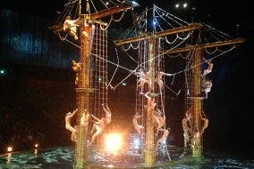 City of Dreams, Macau Shows House of Dancing Water