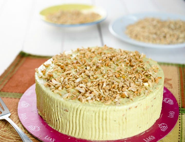 Lia's Cakes in Season The Story Behind the First Avocado Cake00003