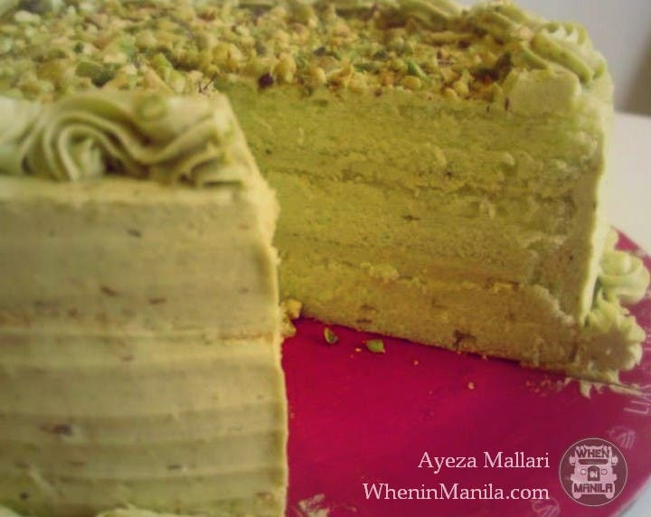 Lia's Cakes in Season The Story Behind the First Avocado Cake00014