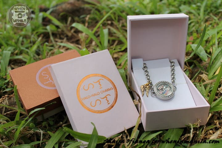 Live, Love, Share and Create Your Own Story through Halo Halo Charms Pinas 14