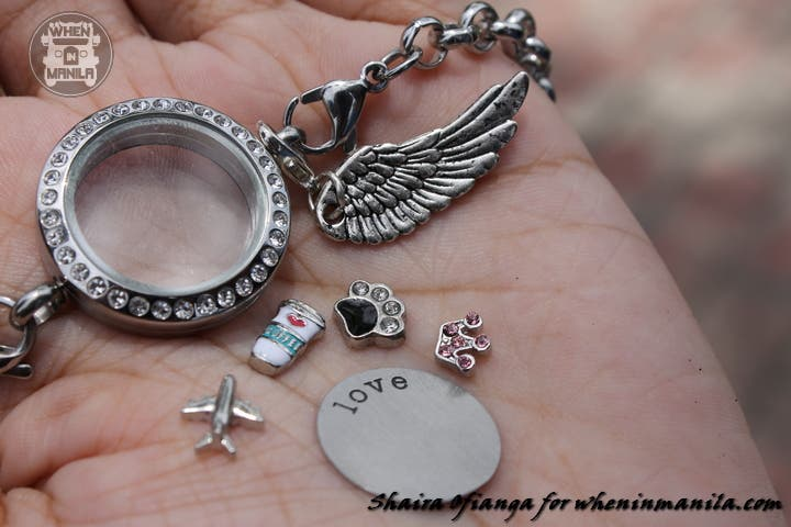 Live, Love, Share and Create Your Own Story through Halo Halo Charms Pinas 8