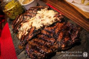 Red Baron Ribs and Steaks Quezon City