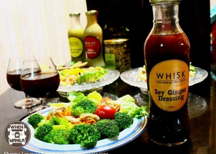 Whisk Salad Dressings