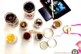 Share some sweet love with Chef Kally's Cheesecake Jars