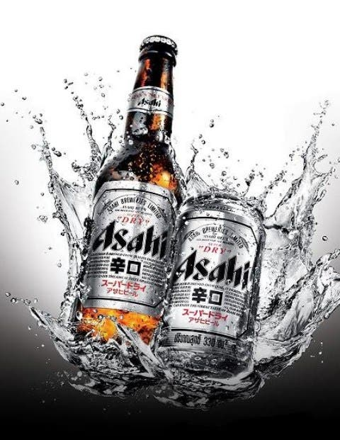 Strong Beers in PH - Asahi Super Dry