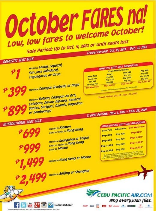 Top 20 Funniest Cebu Pacific Taglines (10)