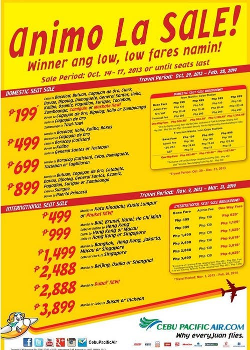 Top 20 Funniest Cebu Pacific Taglines (7)