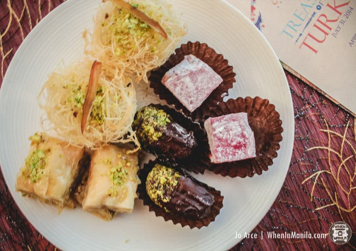 Circles Event Cafe Turkish Dishes When In Manila Jo Arce-19