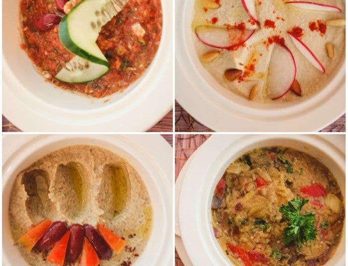 Circles Event Cafe Turkish Dishes