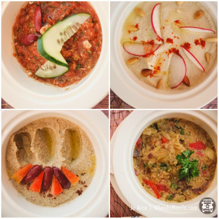Circles Event Cafe Turkish Dishes When In Manila Jo Arce-20