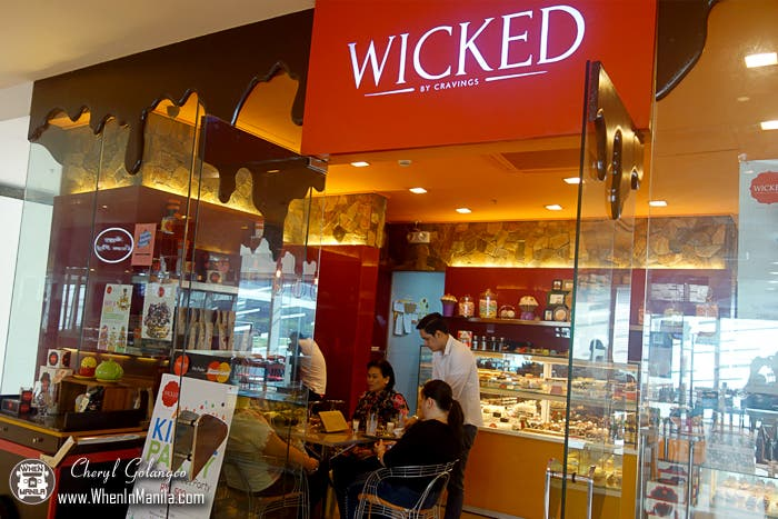 Wicked by Cravings Dessert