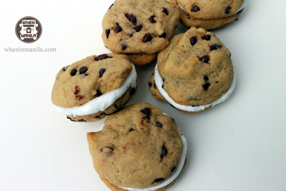 Cupcakes and Slices Cookie Smores