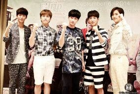 B1A4 Shares Secrets with Their Filipino Fans