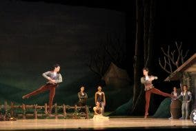 Ballet Philippines Giselle Traditional Ballet