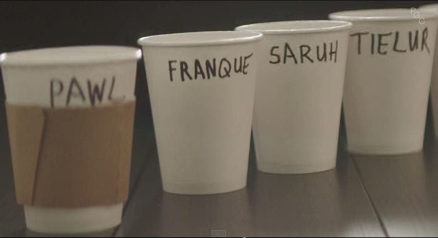 Here's why Starbucks keeps misspelling your name 8
