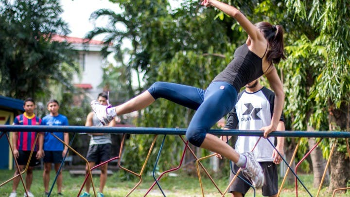 Parkour Workshop Parkour Philippines