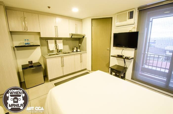 Jade Hotel and Suites Makati 3ple Deluxe 1