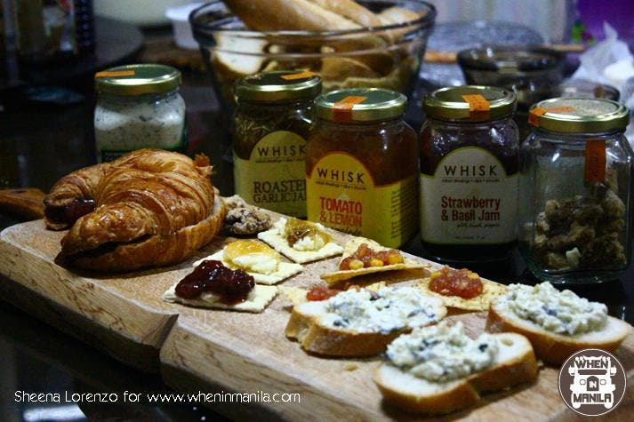 Whisk's Jams and Dips: The Perfect Snack and Gift