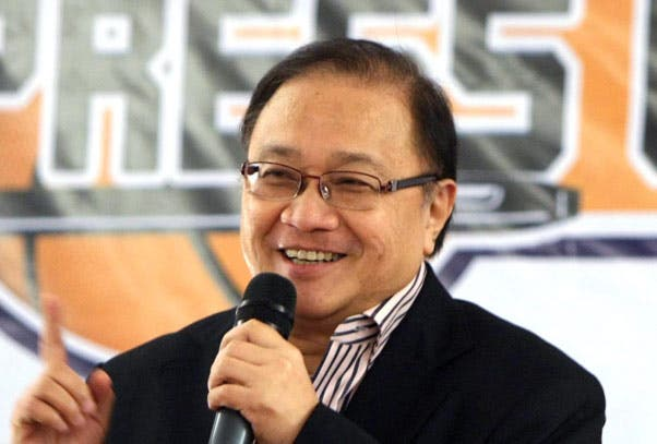 What Will MVP Announce this Friday Gilas GMA Buyout VP Bid 2