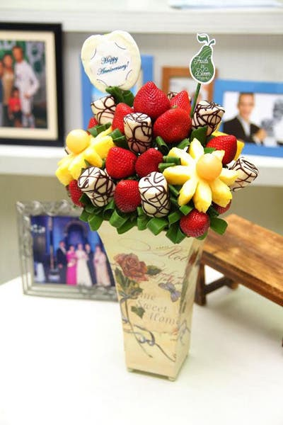 fruits in bloom, fruits, healthy