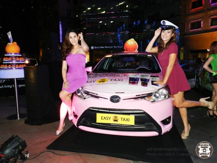 Easy Taxi launches partnership with different brands