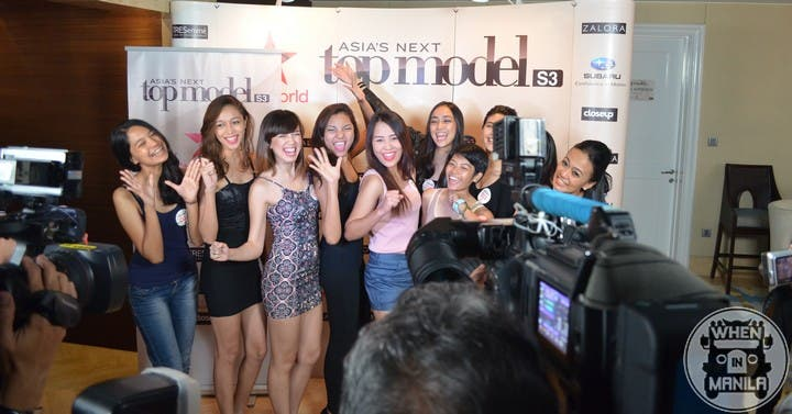 Asia's Next Top Model Season 3