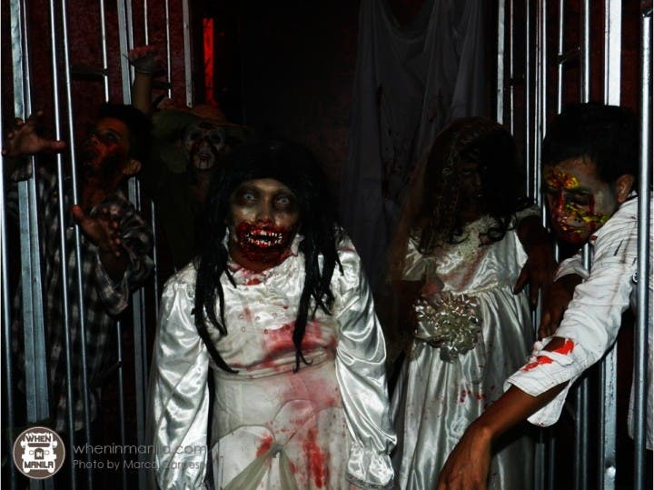 Walking Dead Prison Eastwood City