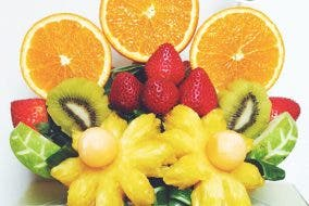 fruits, fruits in bloom, healthy