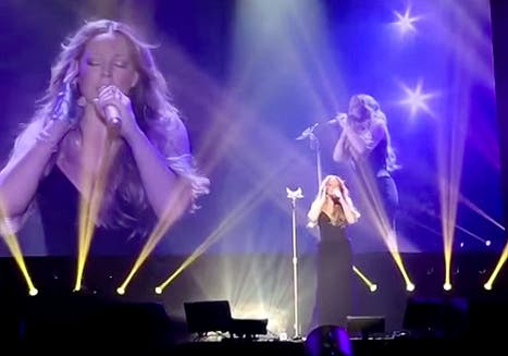 Has Mariah Carey Lost Her Touch Singer Can't Reach High Notes in Tour
