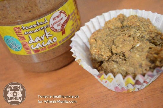 Made by Max Almond Butter with a Twist9