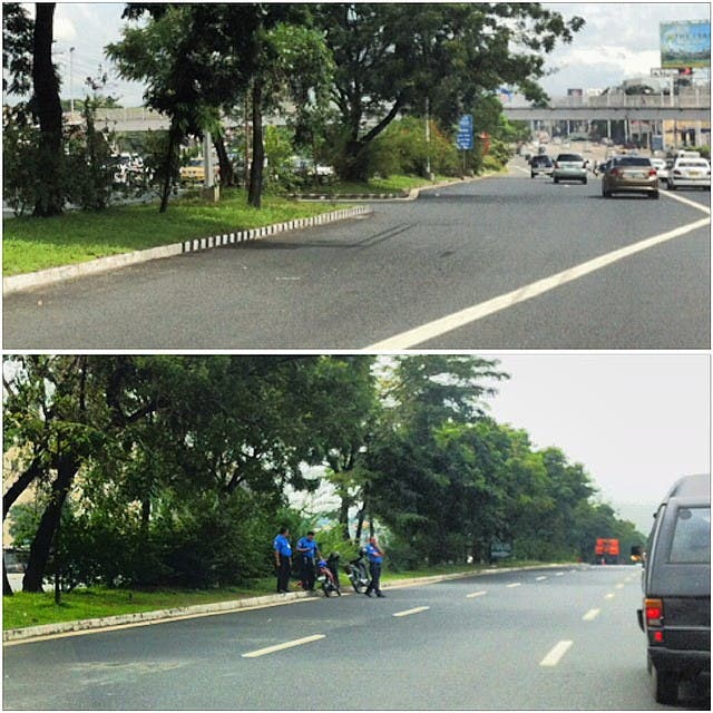 Trap drivers along commonwealth ave