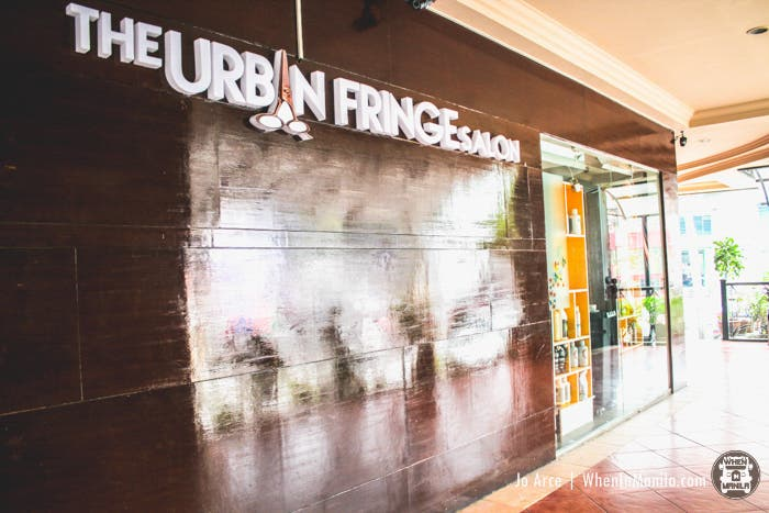 Urban Fringe Salon