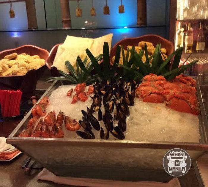 When_In_Manila_Secrets_to_eating_at_buffet_Part 2_Seafood
