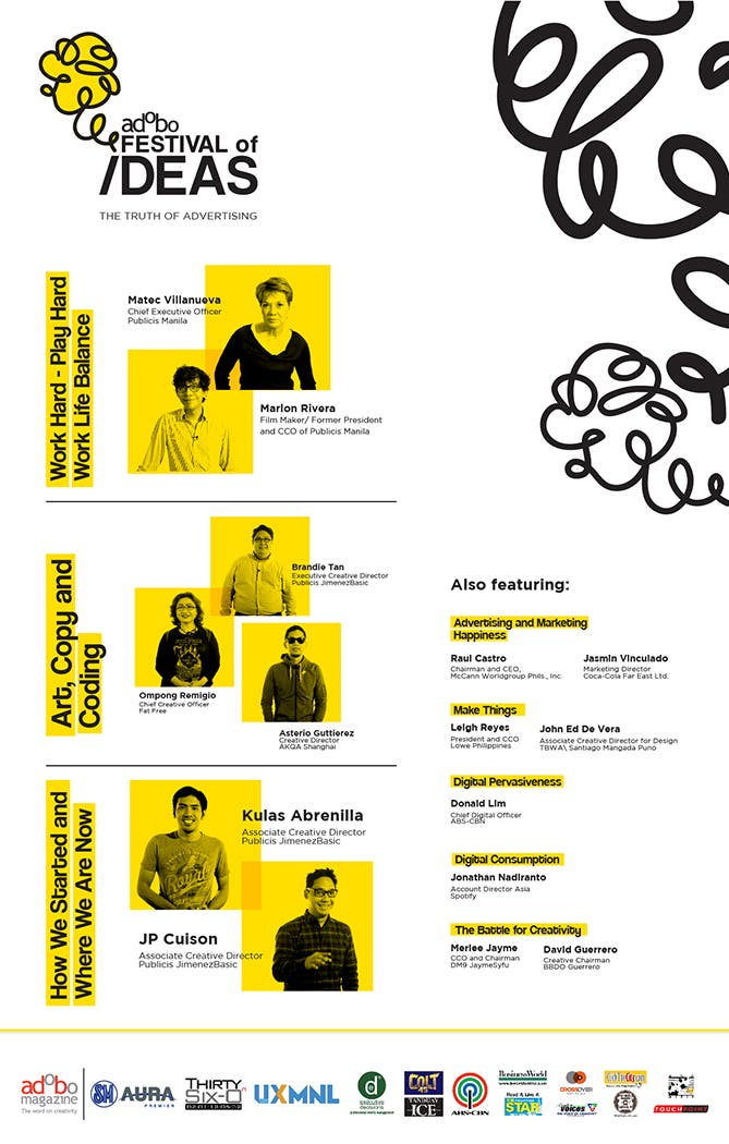 60 Quotable Quotes From Adobo Magazine's Festival Of Ideas When In Delectable Quotable Quotes