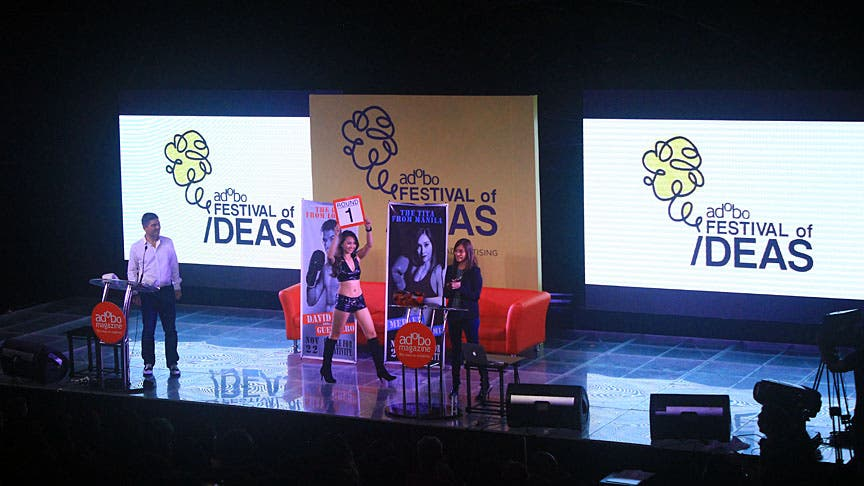 Adobo Magazine Festival of Ideas